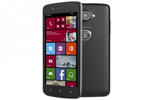 Smartfon Prestigio z Windows Phone