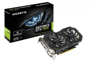 GeForce GTX 950 od Gigabyte