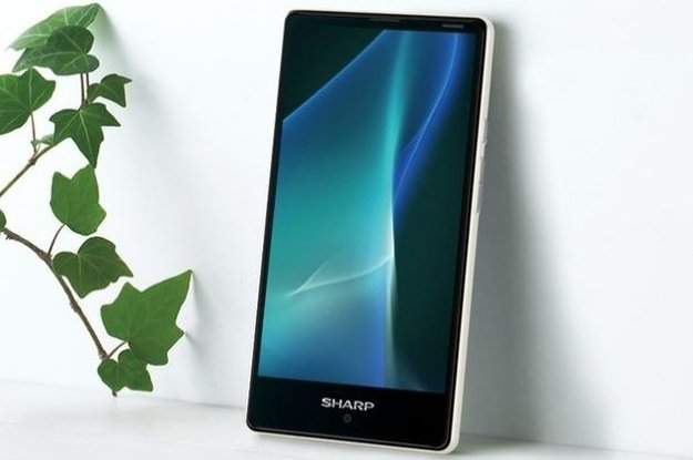 Sharp AQUOS mini SH-M03 – mały, ale mocarz