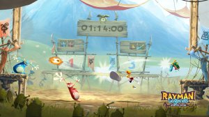 Rayman Legends na platformę Nintendo Switch