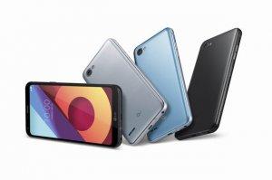 Test smartfona LG Q6