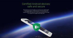Google wskaże bezpieczne smartfony