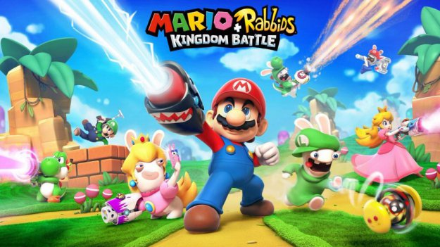 Mario+Rabbids Kingdom Battle dostępne na Nintendo Switch