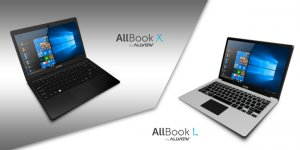 Allview - notebooki AllBook X oraz AllBook L