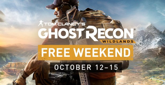 Ghost Recon Wildlands - darmowy weekend i premiera trybu PvP