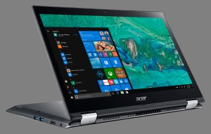 CES 2018: Supersmukły Acer Swift 7 SF714-51