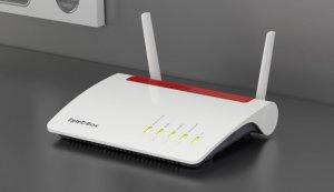 Router FRITZ!Box 6890 LTE do komunikacji mobilnej