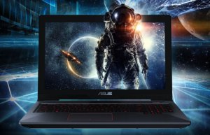 Kompaktowy laptop ASUS FX503