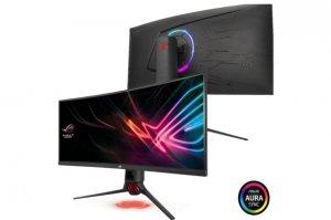 Nowe monitory ASUS ROG - Strix XG32VQ oraz XG35VQ