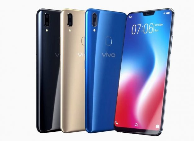 Vivo V9 - chińska kopia iPhone'a X