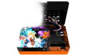 Razer - arcade sticki inspirowane Dragon Ball FighterZ