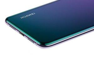 Huawei Mate 20 Pro na pierwszym zdjęciu