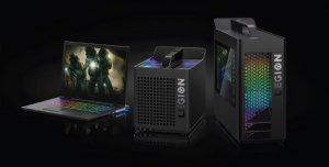 Nowe komputery Lenovo Legion już dostępne