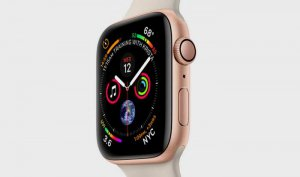 Apple Watch Series 4 - smartwatch z EKG