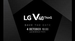 LG V40 ThinQ – znamy datę premiery