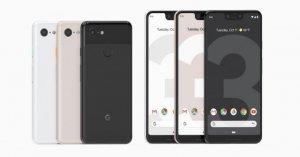 Google Pixel 3 i Pixel 3 XL - oficjalny debiut
