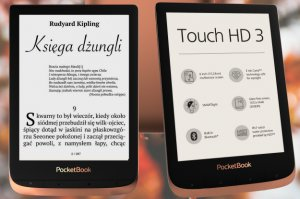 Nowy PocketBook Touch HD 3
