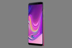Galaxy A9 (2018) - smartfon Samsunga z poczwórnym aparatem