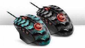 Sharkoon Drakonia II – smocza myszka dla graczy