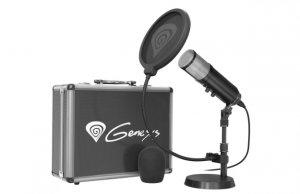 Genesis Radium 600 – mikrofon dla graczy i streamerów