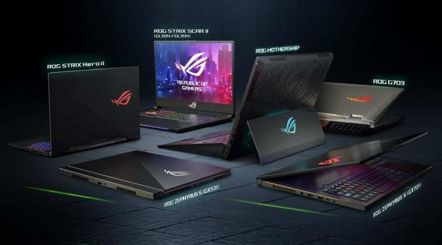 CES 2019: ASUS Republic of Gamers i wysyp nowych laptopów