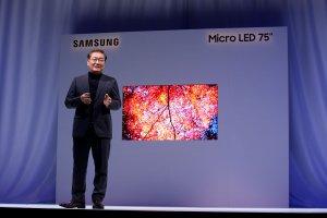 Samsung Micro LED - jutro wyświetlaczy
