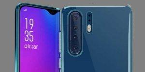 Huawei P30 - czy tak będzie wyglądał jego aparat?
