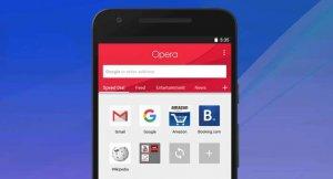 Androidowa Opera z wbudowanym VPN-em