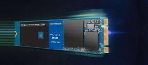 Nośniki WD BLUE SSD od teraz również w wersji NVMe