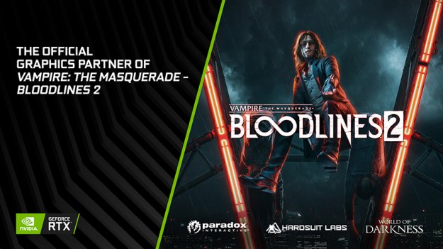 Vampire: The Masquerade - Bloodlines 2 z obsługą ray tracing