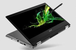 Acer Spin 3 – notebook dla młodych profesjonalistów