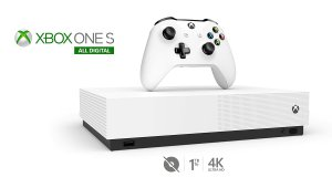 Xbox One S All-Digital Edition - nowa konsola Microsoftu