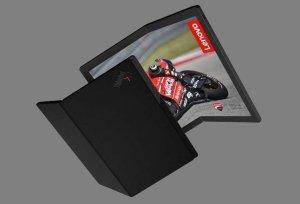 ThinkPad X1 - Lenovo ma prototyp składanego laptopa
