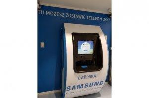 Cellomat Samsunga trafił do Polski