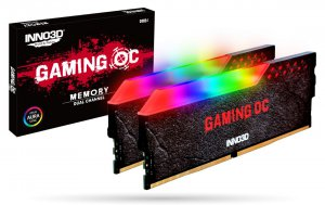 INNO3D wprowadza pamięci Gaming OC dla overclockerów
