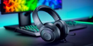 Razer Kraken X – ultralekkie słuchawki do grania