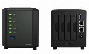 Synology - nowy model DS419slim