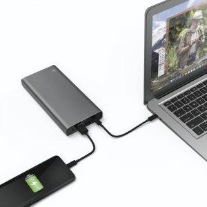 Pojemny powerbank Hama USB-C