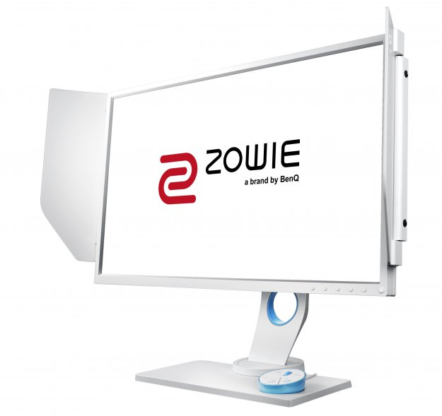 Monitory gamingowe BenQ Zowie Xl2546 Divina Pink i Blue