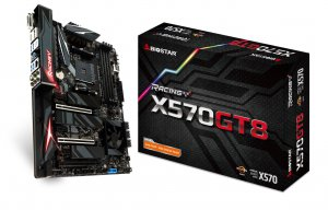 Płyta główna Biostar Power Gaming 4.0 Racing X570 GT8