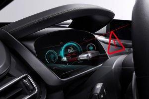 Bosch pracuje nad ekranem 3D do samochodów