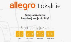Allegro Lokalnie: zakupy za miedzą