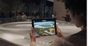 Apple pracuje nad goglami AR