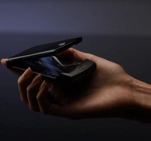 Jak będzie wyglądać Motorola RAZR 2019?