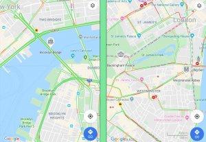 Mapy Google z nowymi oznaczeniami popularnych miejsc