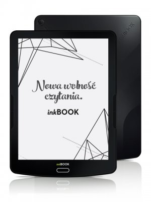 Duży czytnik e-booków, czyli inkBOOK Explore