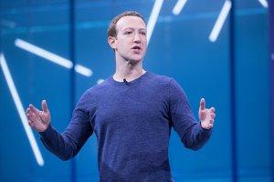 Założyciel Facebooka na liście najbogatszych Bloomberga