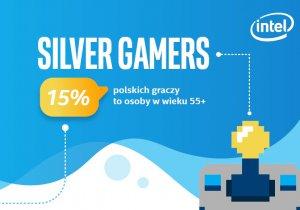 """Intel zbadał zjawisko """"silver gamingu"""