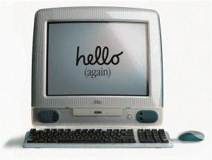 Pierwszy iMac