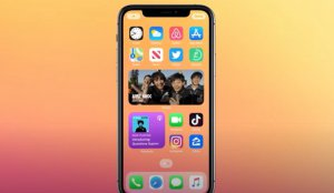Stuknij w iPhone'a i działaj